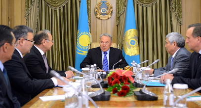 New MPs named by President Nazarbayev