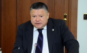 Bolashak scholarship scheme to become more effective: Kazakh Secretary of State Tazhin