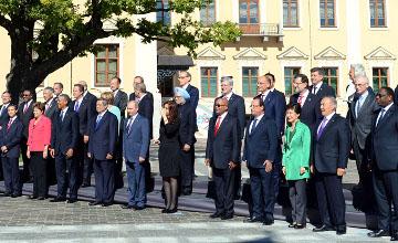 Нұрсұлтан Назарбаев G20 саммиті аясында мемлекеттер басшыларымен және делегациялар жетекшілерімен бірқатар кездесу өткізді