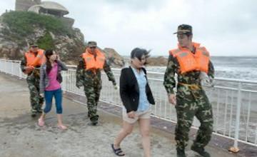 Қытайда «Усаги» дауылынан кем дегенде 25 адам қаза тапты
