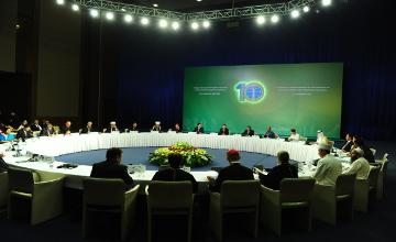 За 10 лет работы Съезда лидеров мировых и традиционных религий достигнуты большие  успехи - митрополит Франции