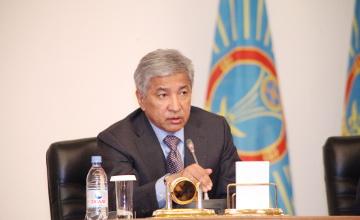 Аким Астаны предложил «Нур Отану» реализовать 15 конкретных дел в пользу общества