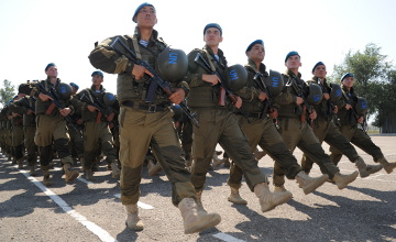 НАТО сарапшылары: Қазақстандық бітімгершілер БҰҰ бітімгершілік операцияларына қатысуға дайын