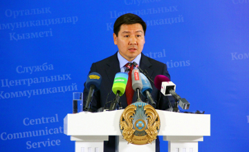 Construction of Almaty belt highway to start in 2014 - Minister Zhumagaliyev