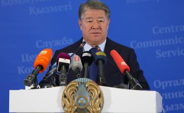 Kazakhstan postpones construction of new high-speed railway