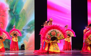 Solo concert of choreographic Astana Ballet successfully held in Shanghai