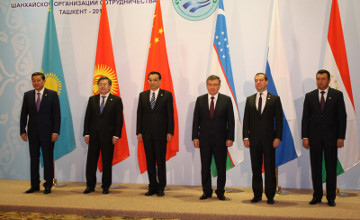 Следующее заседание СГП ШОС состоится в 2014 году в Астане - С. Ахметов