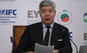 Development of renewable energy is likely to become Kazakhstan's competitive edge - N.Kapparov