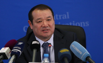 About 140 thousand inspections into SMEs for the first 9 months of 2013 held in Kazakhstan - K. Uskenbaev