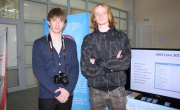 Ust-Kamenogorsk programmer A.Gorkovenko created Kazakhstan's first antivirus software