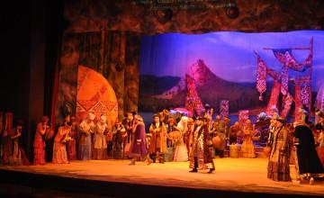 Түркияда «Біржан - Сара» операсы түрік тілінде сахналандырылды