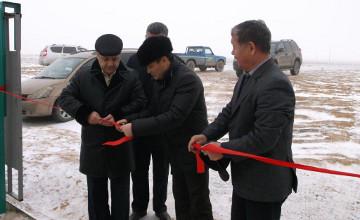 В Казахстане создана морская локальная дифференциальная станция системы высокоточной спутниковой навигации