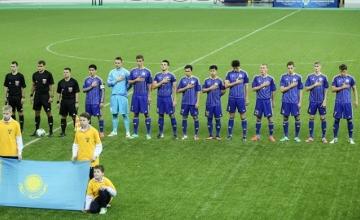 Молодежная сборная РК по футболу обыграла команду Москвы