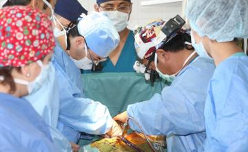 В Алматы проведут 10 операций детям со сложным пороком сердца