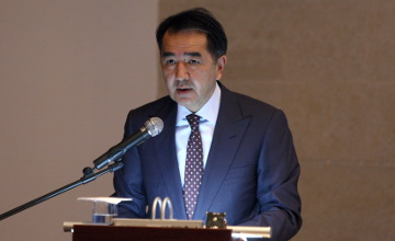 150 populated areas in Kazakhstan endangered by mudflows: Minister