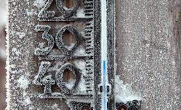 ЕСКЕРТУ: Қазақстанның солтүстігінде 43 градусқа дейін аяз болады