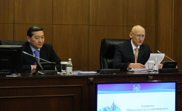 Regional Development Ministry unveils plans for Astana and Almaty agglomerations