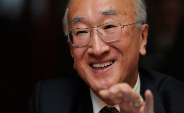 Kazakhstan as significant player in the Global Uranium Market should develop Nuclear Energy -  former Executive Director of International Energy Agency Nobuo Tanaka
