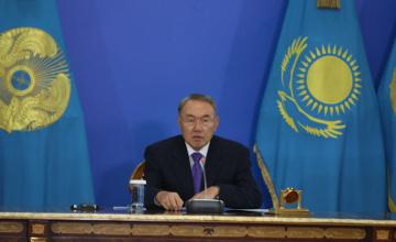 В Казахстане создадут полноценную отрасль ядерной энергетики - Н.Назарбаев