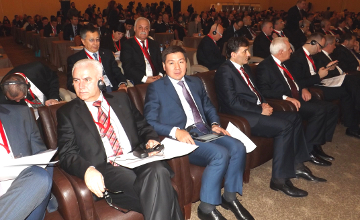 Астана в мае проведет международную конференцию «ТрансЕвразия-2014»