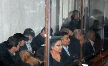 В Атырау на суде по делу ОПГ Рыскалиева приступили к допросу обвиняемых