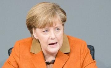 А.Меркель взяла мусульман Германии под защиту