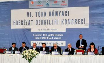 Толен Абдык признан лучшим писателем Тюркского мира