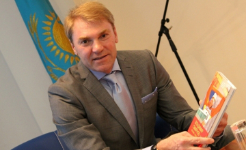 Kazakhstan should develop all the Olympic winter sports - Four- time World Champion skier Vladimir Smirnov