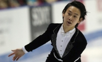 Kazakhstan's Denis Ten to perform at a gala concert in Sochi