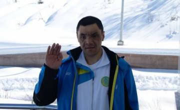 Кайрат Канафин финишировал 13-м на Паралимпиаде в Сочи
