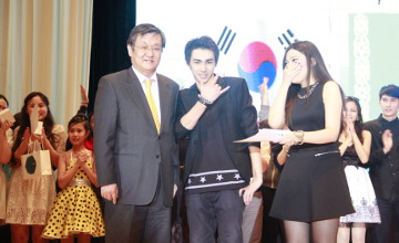 Столичный дуэт перепел корейских звезд и выиграл путевку в Южную Корею