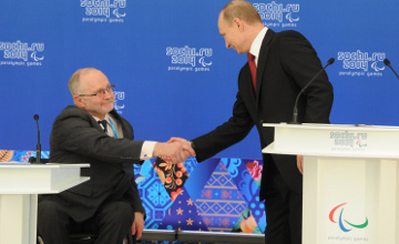 IPC President closes 2014 Winter Paralympics in Russia's Sochi, considers them best ever