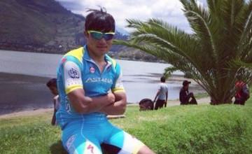 Коллеги погибшего велогонщика «Астаны» просят помочь его семье
