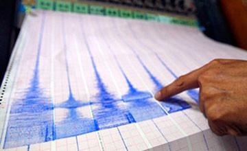 Землетрясение произошло на территории ВКО