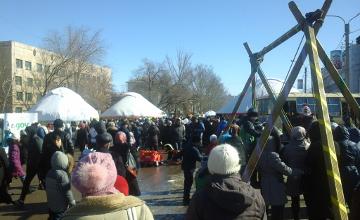 Уральск израсходовал на празднование Наурыза 4,5 млн. тенге (ВИДЕО)