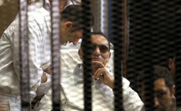 Хосни Мүбәрәкқа қатысты сот үкімін жариялау уақыты 29 қарашаға ауыстырылды