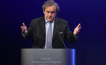 UEFA President Michel Platini: Kazakhstan is a beautiful country