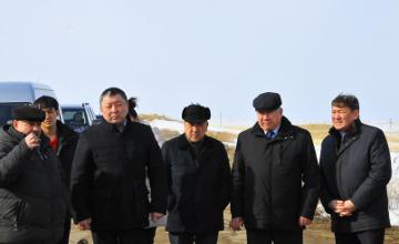 Аким Акмолинской области сделал ряд заявлений по селу Калачи