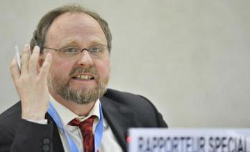 Спецдокладчик ООН: Мирное межрелигиозное сосуществование - достижение народа Казахстана