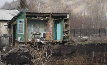 СРОЧНО: Названа предварительная версия обвала частного дома в Риддере