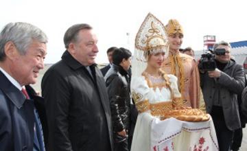 В столице Алтайского края РФ Барнауле открываются Дни ВКО