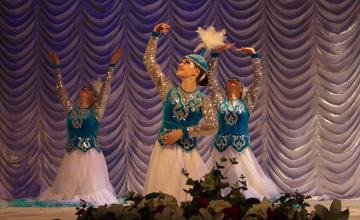 В Астане начались гастроли Костанайского театра драмы имени И.Омарова