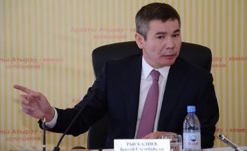 В Атырау команда экс-акима Рыскалиева расхитила 307 млн. тенге, собранных на строительство мечети и моста