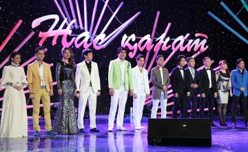 Стали известны фавориты первого тура конкурса «Жас Канат»