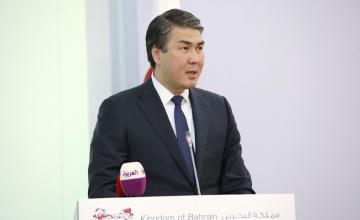 Казахстан и Бахрейн будут сотрудничать в сфере переработки алюминия