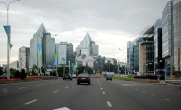 Қазақстандағы ең қымбат көше - Алматыдағы әл-Фараби даңғылы