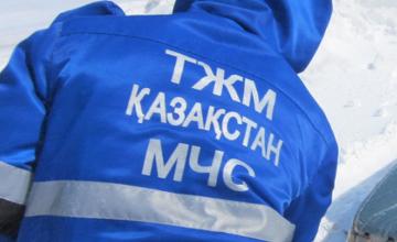 Алматыда 2 жұмысшы топырақ астында қалып,  мерт болды