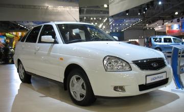 Lada - одна из самых покупаемых автомашин в Казахстане