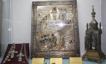 На пасхальной выставке в Усть-Каменогорске представлены уникальные экспонаты из фондов музея