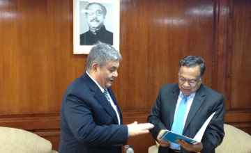 Бангладеш заинтересован в сотрудничестве с Казахстаном в рамках ТС